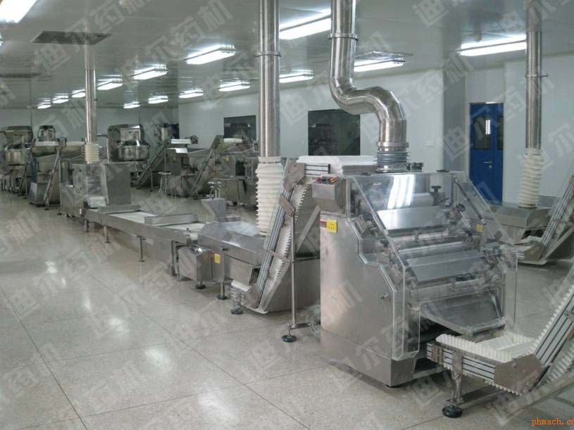 制丸机   水丸机   蜜丸机   小丸机 产品名称: 丸剂生产线 产品编号